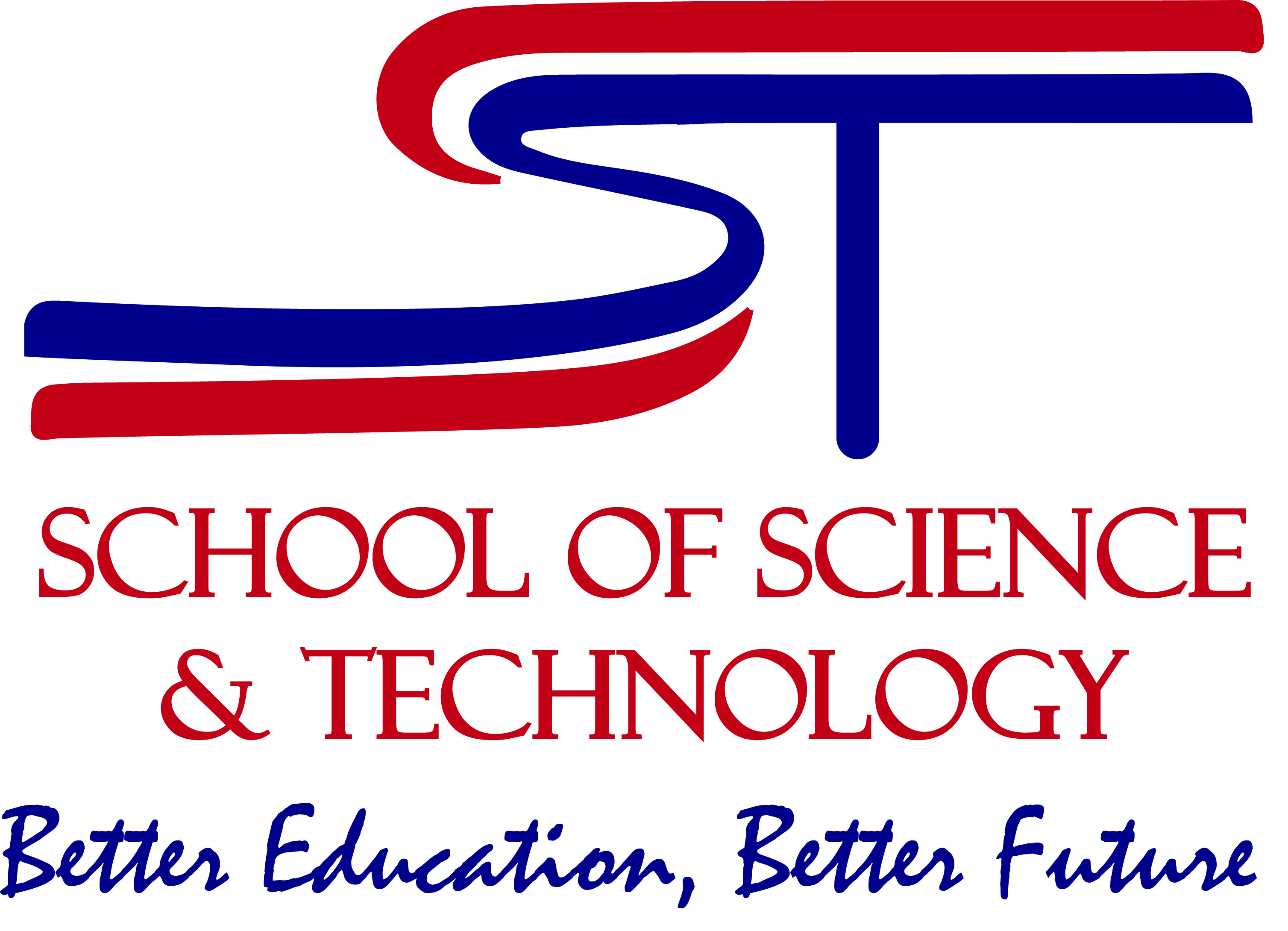 School of Science and Technology TX logo